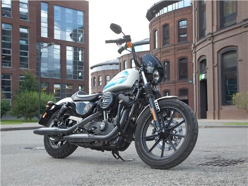 Harley-Davidson Iron 1200 Он такой один