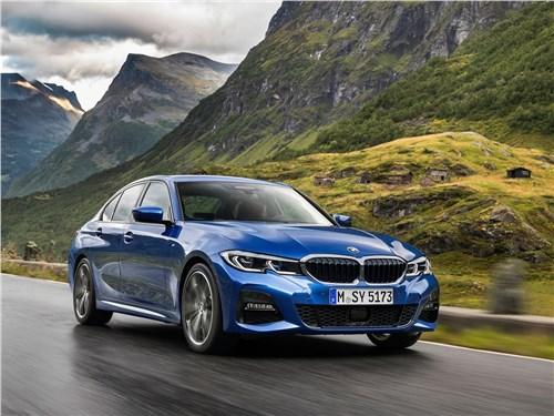 BMW 3 series <br />(седан 4-дв.)