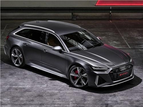 Audi RS6 (универсал 5-дв.)
