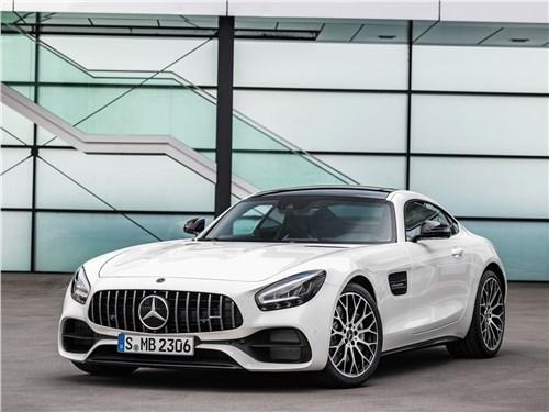 Mercedes-Benz AMG GT (купе)