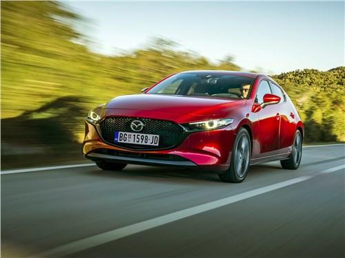 Mazda 3 - mazda 3 2019 пять причин присмотреться к новой mazda 3