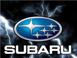 Новость про Subaru - Subaru отзывает 200 тыс. машин