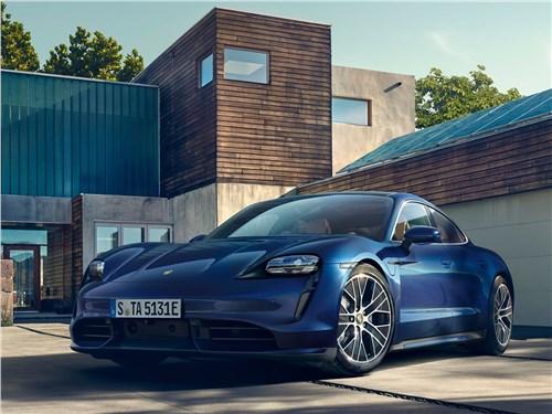 Porsche Taycan <br />(седан 4-дв.)