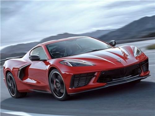 Новый Corvette приедет в Европу урезанным