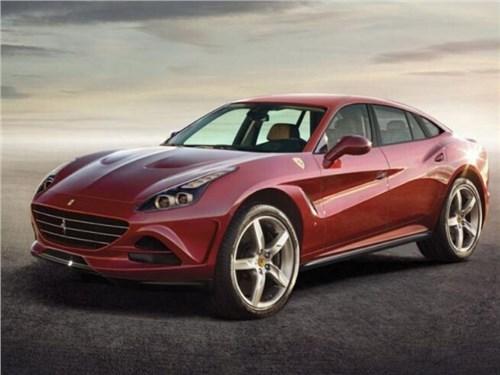 Первый электрокар Ferrari готовится к дебюту