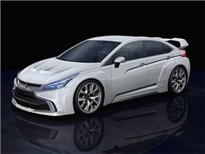 Новость про Mitsubishi Lancer Evolution - На смену Evo придет гибрид