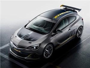 Opel показал в Женеве прототип серийного хот-хэтча Astra OPC Extreme