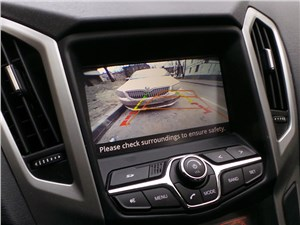 Предпросмотр chery arrizo 7 2014 экран мультимедийной системы