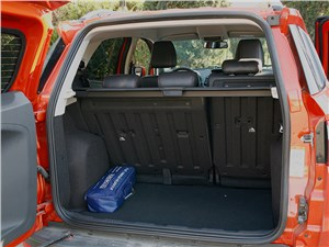 Ford EcoSport 2013 багажное отделени