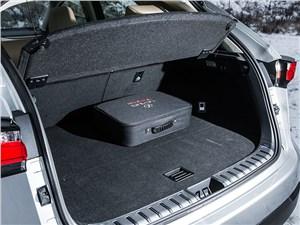 Предпросмотр lexus nx 300h awd 2015 багажное отделение
