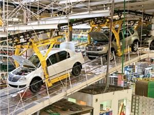 Новость про Renault - Renault останавливает московский завод