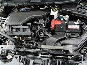 Предпросмотр nissan x-trail 2014 двигатель
