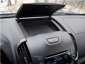 Chevrolet Trailblazer 2012 емкость для хранения
