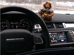Range Rover Evoque 2012 торпедо