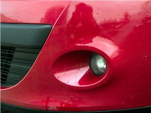 "Renault Megane 2010 ""противотуманка"""