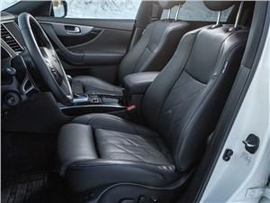 Предпросмотр infiniti qx70 2015 передние кресла