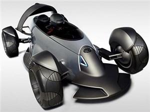 Новость про Toyota - Toyota готовит прототип нового гоночного автомобиля для автошоу в Токио