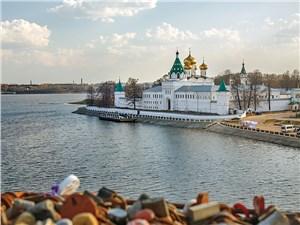 Ипатьевский монастырь – колыбель династии Романовых