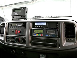 Предпросмотр hino 500 передняя панель