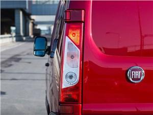 Fiat Scudo Cargo 2014 задний фонарь