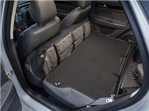DFM S30 2014 багажное отделение 2
