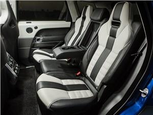 Предпросмотр land rover range rover sport svr 2015 задние кресла