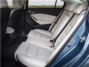 Mazda MX-5 2016 задний диван