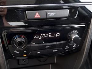 Suzuki Vitara 2015 климат-контроль