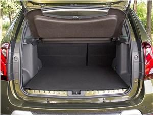 Renault Duster 2015 багажное отделение