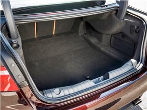 Предпросмотр jaguar xf 2016 багажное отделение