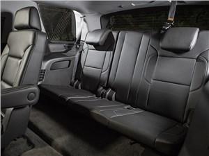 Chevrolet Tahoe 2015 кресла третьего ряда