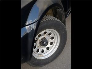 Suzuki Jimny 1998 колесная арка