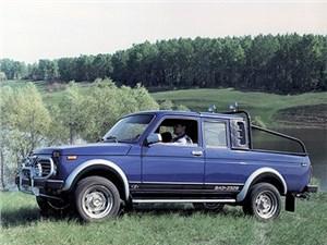 «АвтоВАЗ» втрое увеличит производство пикапа Lada 4x4