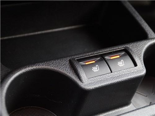 Datsun mi-Do 2015 подогрев сидений