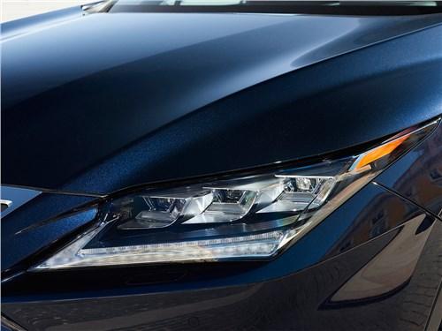 Lexus RX 2016 передняя фара