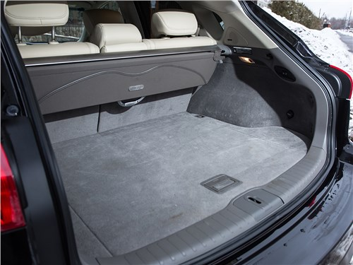 Infiniti QX50 2013 багажное отделение