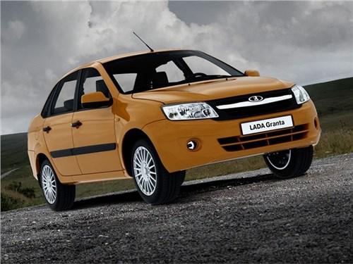 Новость про Lada - АвтоВАЗ может начать устанавливать в Lada Granta и Kalina датчики давления в шинах