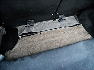 Предпросмотр chevrolet niva 2009 багажное отделение