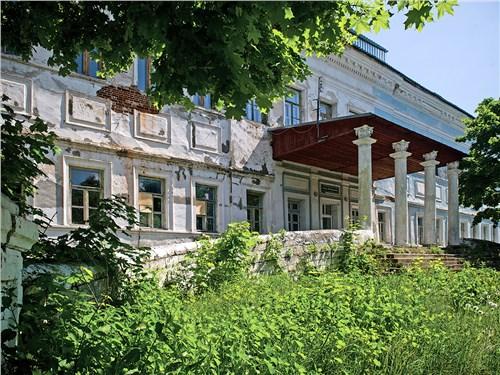 Усадьбе Андрея Баташева не помешает реставрация