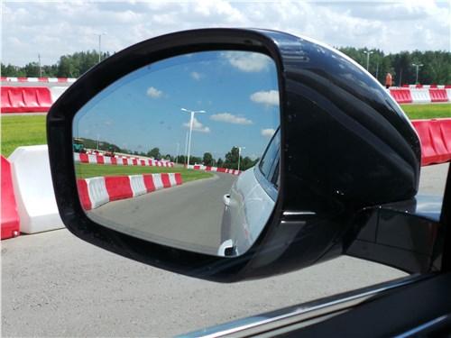Предпросмотр jaguar f-pace 2016 боковое зеркало