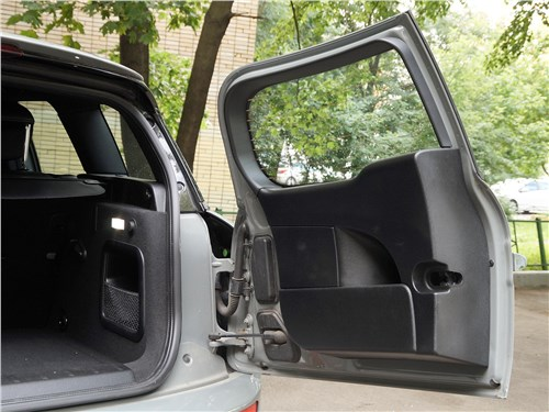 Mini Clubman Cooper S 2016 задние двери