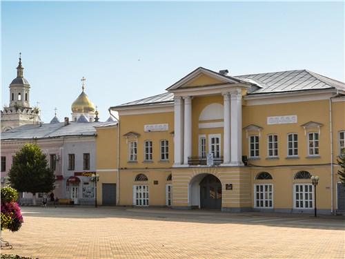 Российская глубинка по-прежнему богата шедеврами архитектуры
