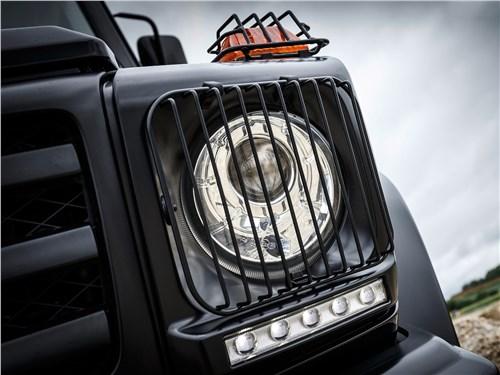 Предпросмотр mercedes-benz g350d professional 2017 передняя фара