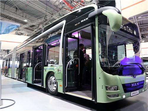 Электробус MAN E-Mobility