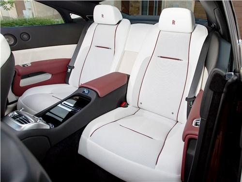 Предпросмотр rolls-royce wraith 2013 кресла для пассажиров