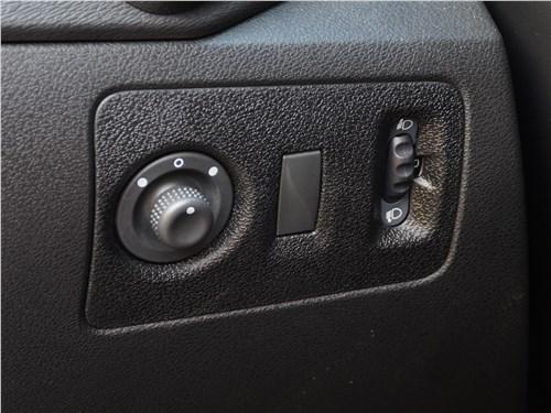 Lada XRay 2015 джойстик управления электрозеркалами и корректор фар