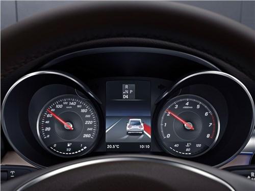 Предпросмотр mercedes-benz glc coupe 2017 приборная панель