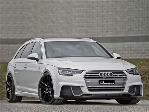 B&B | Audi A4 вид спереди