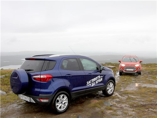 В прошлом году кроссоверы Ford обогнали по продажам некогда сверхпопулярный Focus
