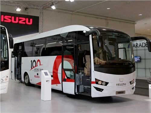 Турецкий производитель Anadolu Isuzu показал линейку автобусов